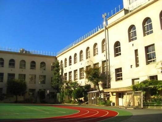 東京都中央区_中央区立常盤橋小学校 (1)