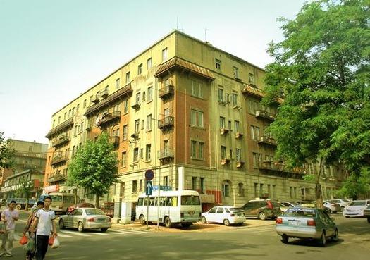 旧満鉄集合住宅 (2)