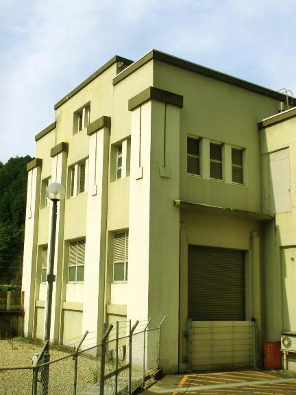 岐阜県恵那市笠置町毛呂窪_大井発電所 (1)
