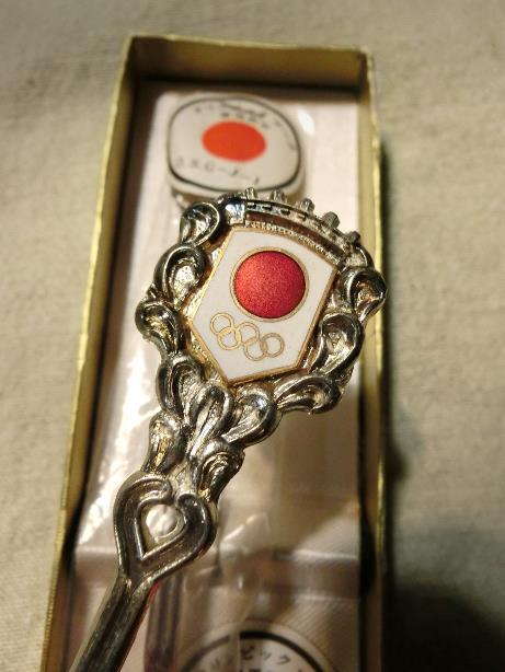 1964東京オリンピックスプーン (3)
