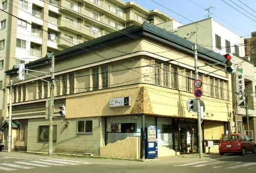 北海道小樽市花園_旧麻田百貨店_ミレット (3)