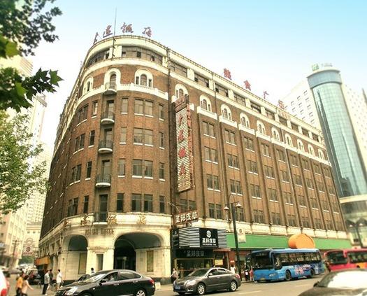 大連_大連飯店_旧遼東ホテル (3)