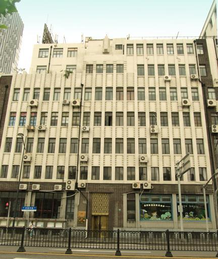 上海_裏バンド_旧中国墾業銀行ビル付近_原恒利銀行_1932_1933(6)