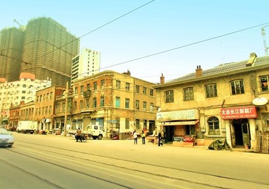 路面電車と東関街 (18)