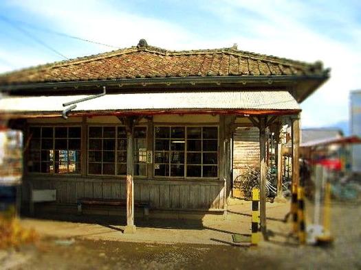 松本市新村_新村駅舎 (1)
