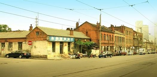 路面電車と東関街 (13)