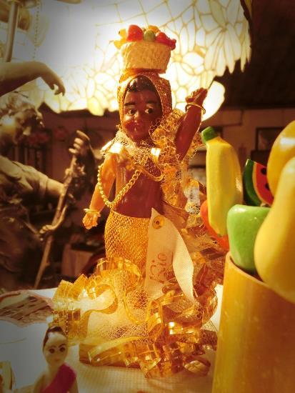 リオのカーニバル人形 (2)