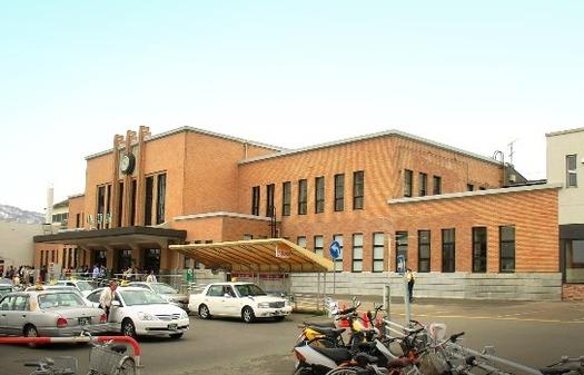 小樽市稲穂_小樽駅 (4)