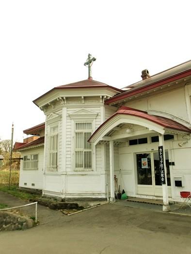 小樽市住ノ江_住之ノ江カトリック教会 (1)