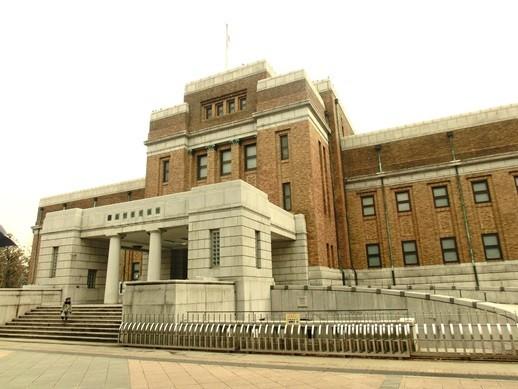 国立科学博物館_外観 (1)