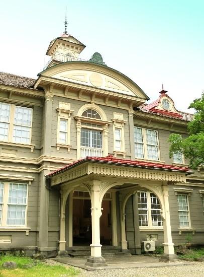 旧山形師範学校旧館 (2)