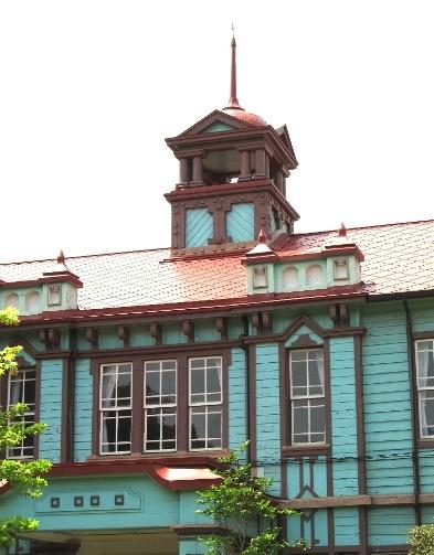 東松山市_旧制松山中学校校舎 (2)
