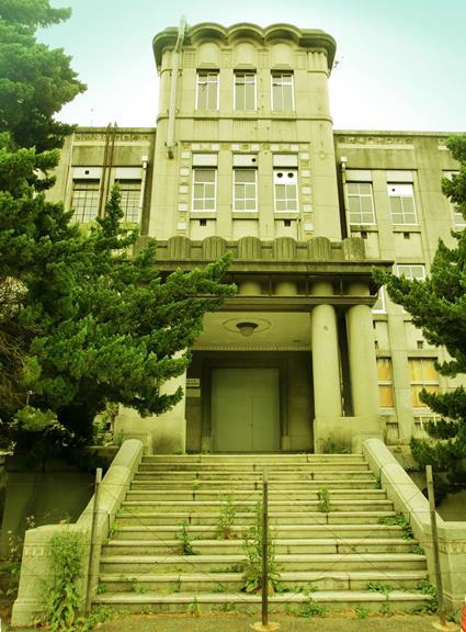 九州大学箱崎キャンパス_旧法文学部本館 (18)