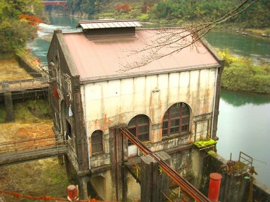 旧八百津発電所 (3)