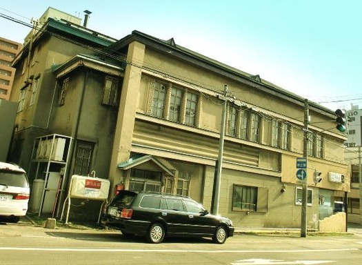 北海道小樽市花園_旧麻田百貨店_ミレット (4)