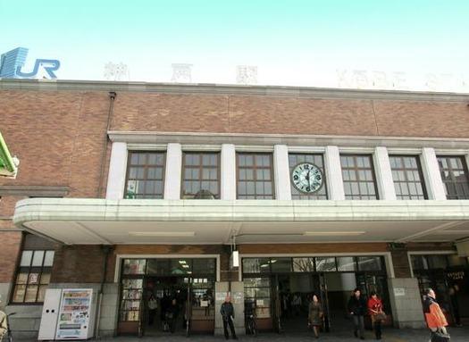 JR神戸駅 (12)