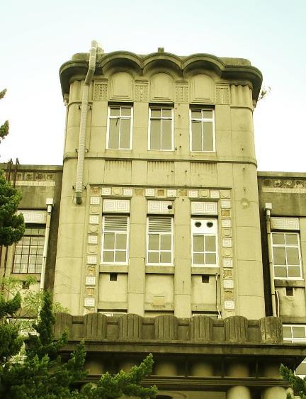九州大学箱崎キャンパス_旧法文学部本館 (17)