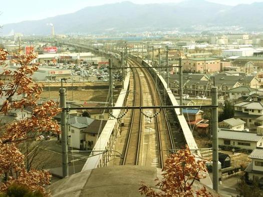 秋和の新幹線絶景スポット (9)