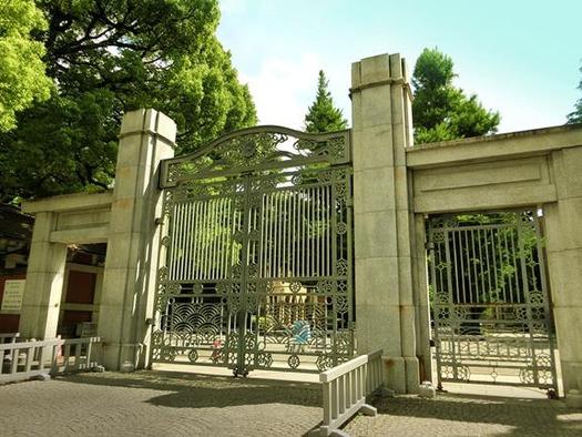 東京大学本郷正門及び門衛所 (1)