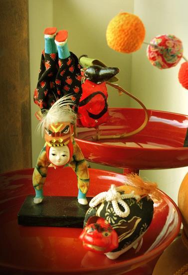 獅子舞人形 (1)