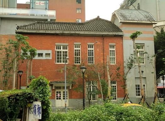 台北市政府衛生局旧址 (3)