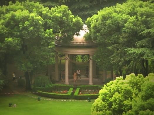 花園飯店_部屋からの眺め (10)