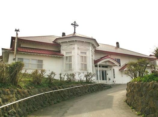 小樽市住ノ江_住之ノ江カトリック教会 (3)
