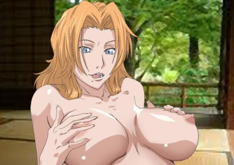 【ブリーチ】松本乱菊の二次エロ画像① 50枚₋006