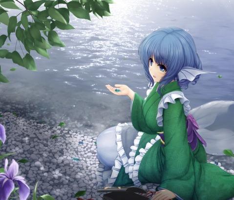 【東方】わかさぎ姫の二次エロ画像② 50枚-012