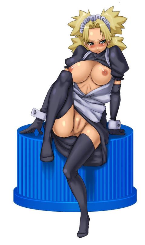 【NARUTO】テマリの二次エロ画像 50枚₋043