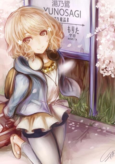 【花咲くいろは】松前緒花の二次エロ画像 100枚-025