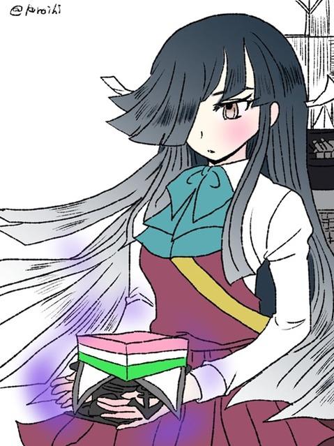 【艦これ】早霜の二次エロ② 40枚-039