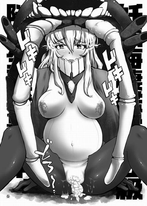 【艦これ】空母ヲ級の二次エロ画像① 100枚-052