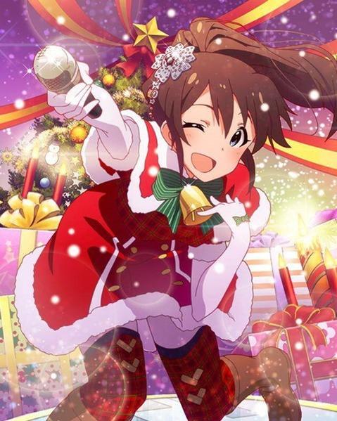 【Merry Xmas】エッチで可愛いガールズサンタの二次エロ画像 056