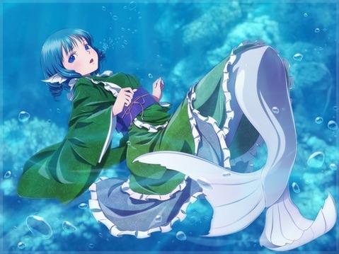 【東方】わかさぎ姫の二次エロ画像② 50枚-038