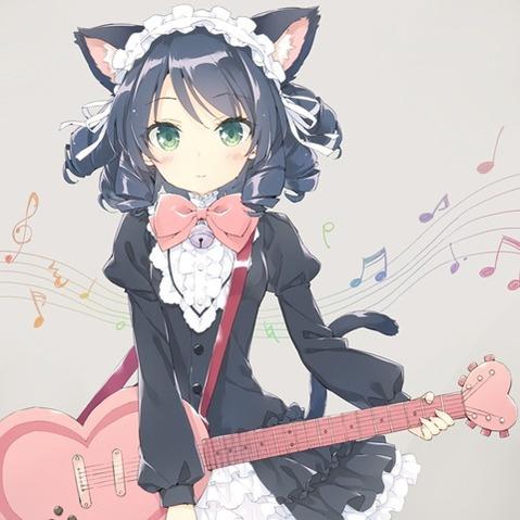猫耳が可愛い女の子の二次エロ画像② 100枚-034