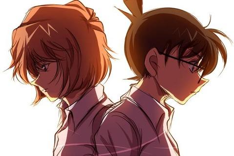【名探偵コナン】灰原哀の二次エロ画像 100枚-018