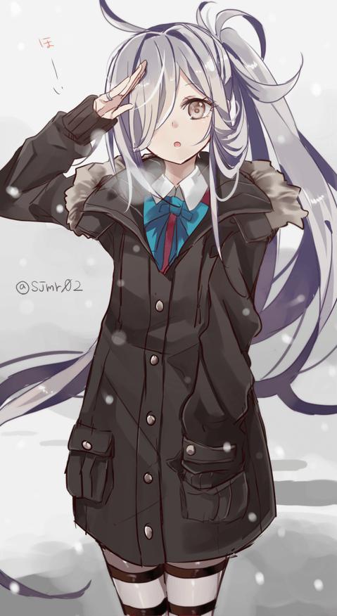 【艦これ】朝霜の二次エロ 100枚-045