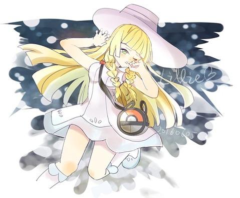 【ポケモン】リーリエの二次エロ画 37枚-033