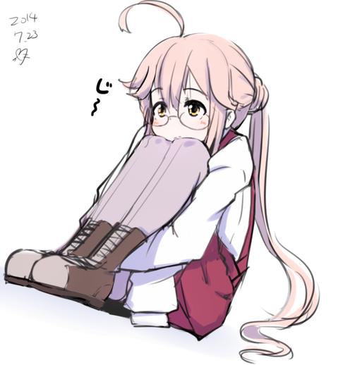 【艦これ】巻雲の二次エロ 100枚-021