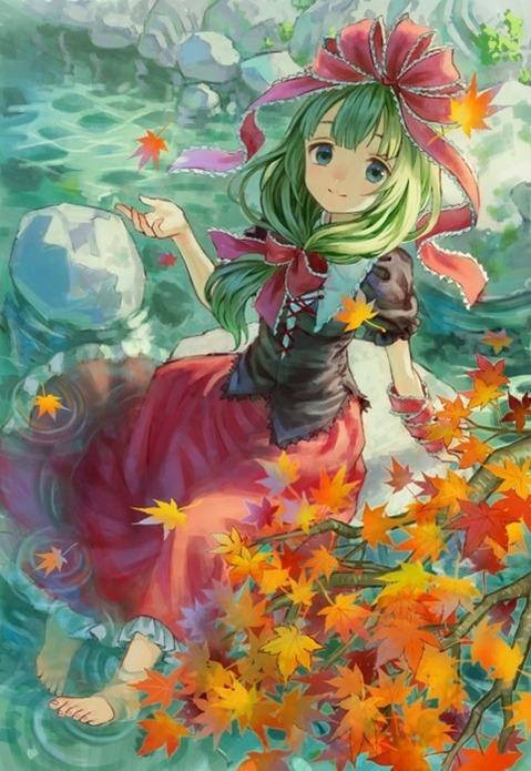 【東方】鍵山雛の二次エロ画像① 100枚-075