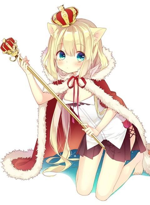 猫耳が可愛い女の子の二次エロ画像⑤ 100枚-026