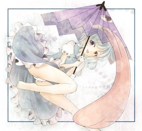 【東方】多々良小傘の二次エロ画① 100枚-063