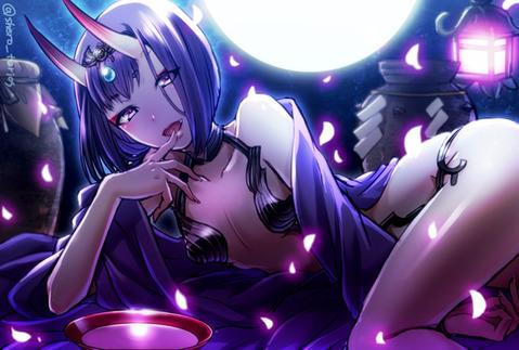 【Fate】】酒呑童子の二次エロ③ 40枚-028