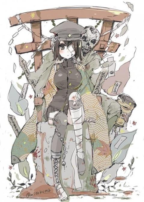 【艦これ】あきつ丸の二次エロ画② 100枚-097