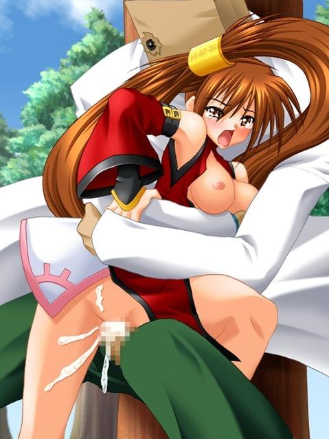 【ギルティギア】蔵土縁紗夢の二次エロ画像 015