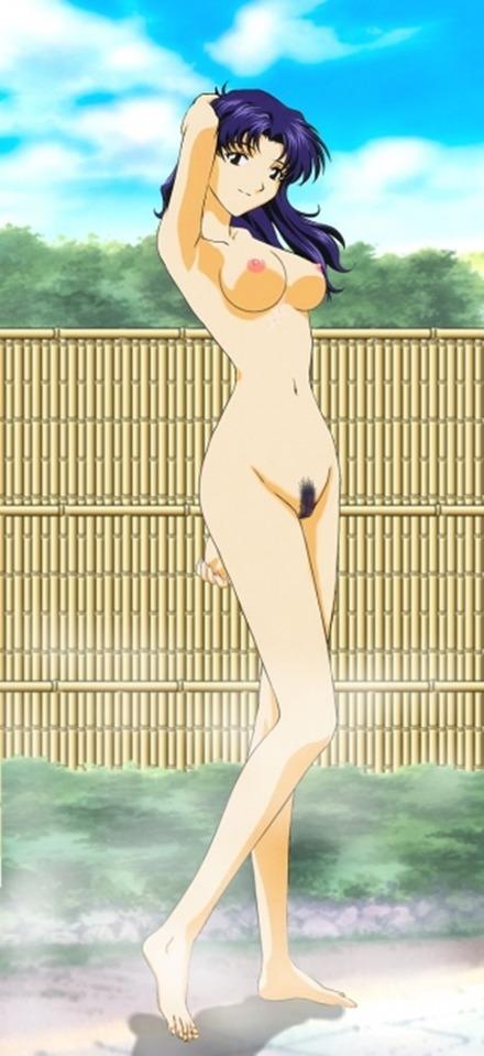 【エヴァ】葛城ミサトのエロ画像 50枚₋032