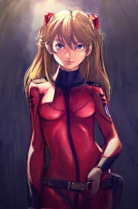 軍服を着た女の子の二次エロ画像 086