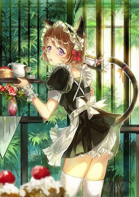 猫耳が可愛い女の子の二次エロ画像① 100枚-020
