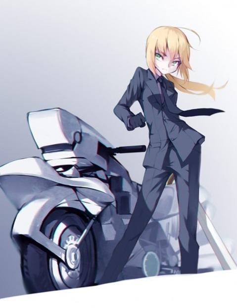 【Fate】セイバーの二次エロ画⑤ 100枚-089